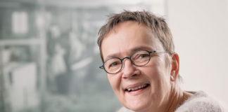 Guri Heggem, ordførerkandidat Røros Senterparti. Foto: Tom Gustavsen