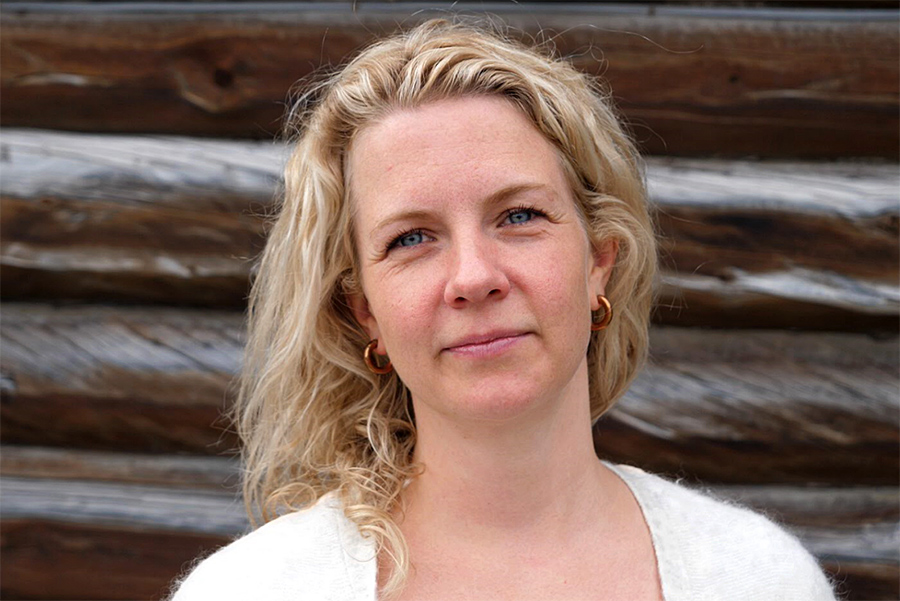 Hanne Bryde i Røros kommune ønsker samarbeid rundt bærekraft. Foto: Iver Waldahl Lillegjære