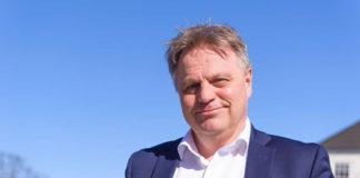 Øystein Johannessen (57) blir ny assisterende fylkesmann i Trøndelag. (Foto: Bård Pedersen / Brønnøysunds avis)
