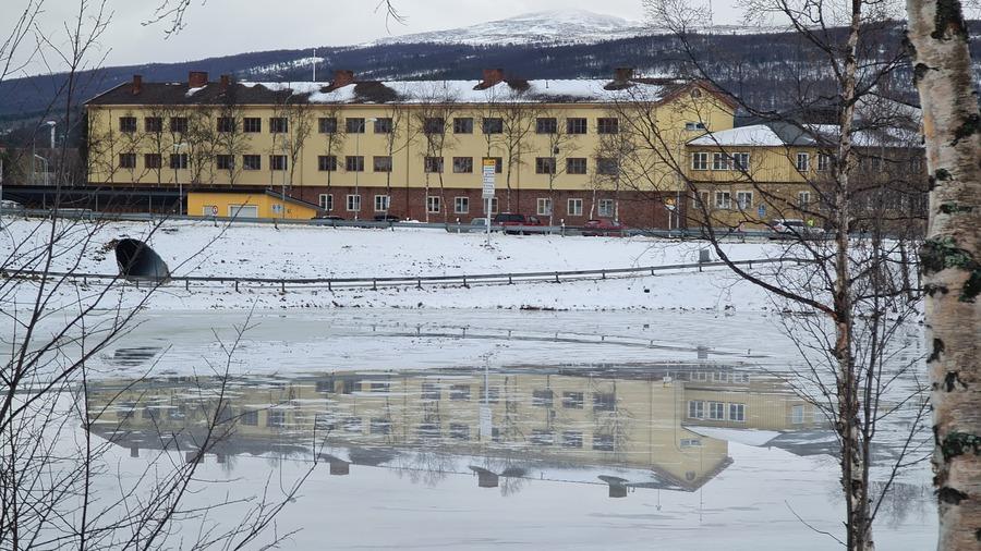 Røros skole. Arkivfoto. Foto: Tove Østby