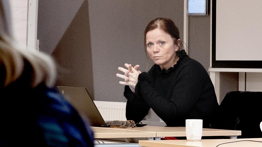 Kommunedirektør Kjersti Forbord Jensås.   Arkivfoto: Iver Waldahl Lillegjære