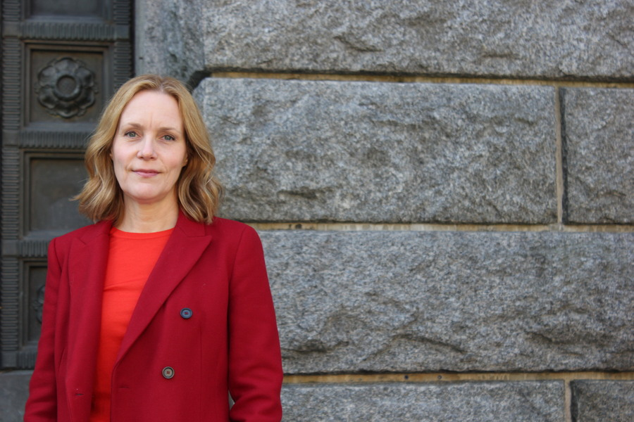 Hanna Geiran, riksantikvar og leder i den norske delegasjonen i Unescos verdensarvkomité 2017-2021. Foto: Øyvind Fluge, Riksantikvaren
