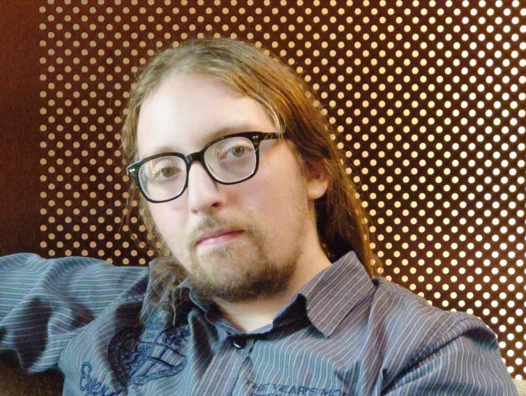 Mikkel Sibe. Foto: Privat