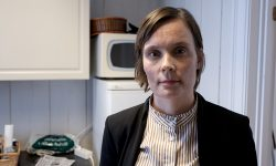 Kommuneoverlege Anne Lajla Westerfjell Kalstad. Foto: Iver Waldahl Lillegjære