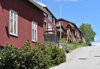 Hyttklokka 8. juni 2019. Foto: Tove Østby