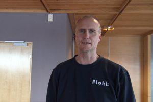 Ivar Dahlen styreleder for Røros Parkering AS.  Arkivfoto: Tore Østby