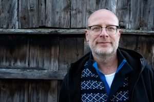Rob Veldhuis (H). Foto: Iver Waldahl Lillegjære