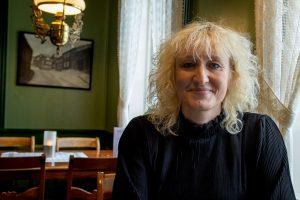 Ordfører i Os Runa Finborud.  Foto: Iver Waldahl Lillegjære